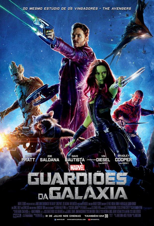 Guardiões da Galáxia (2014) Blu-Ray 720p / 1080p  5.1 CH Dublado
