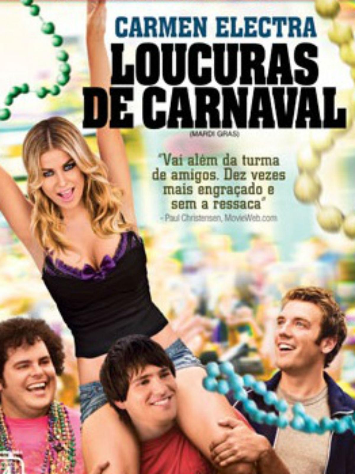 loucuras de carnaval dublado gratis