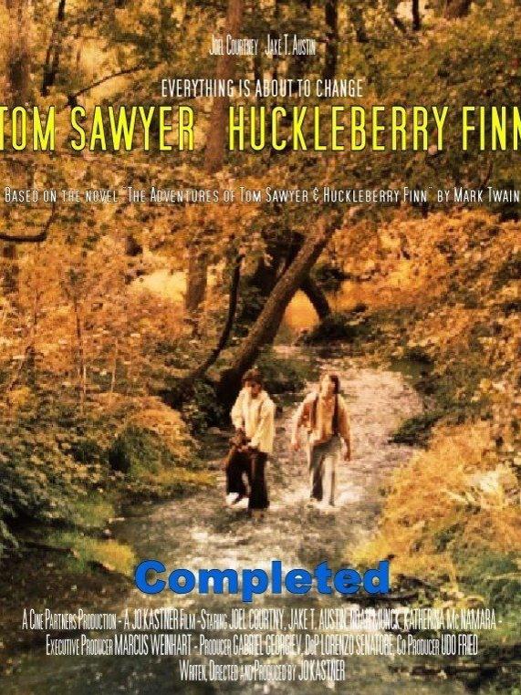 Tom Sawyer Huckleberry Finn Filme 2014 Adorocinema