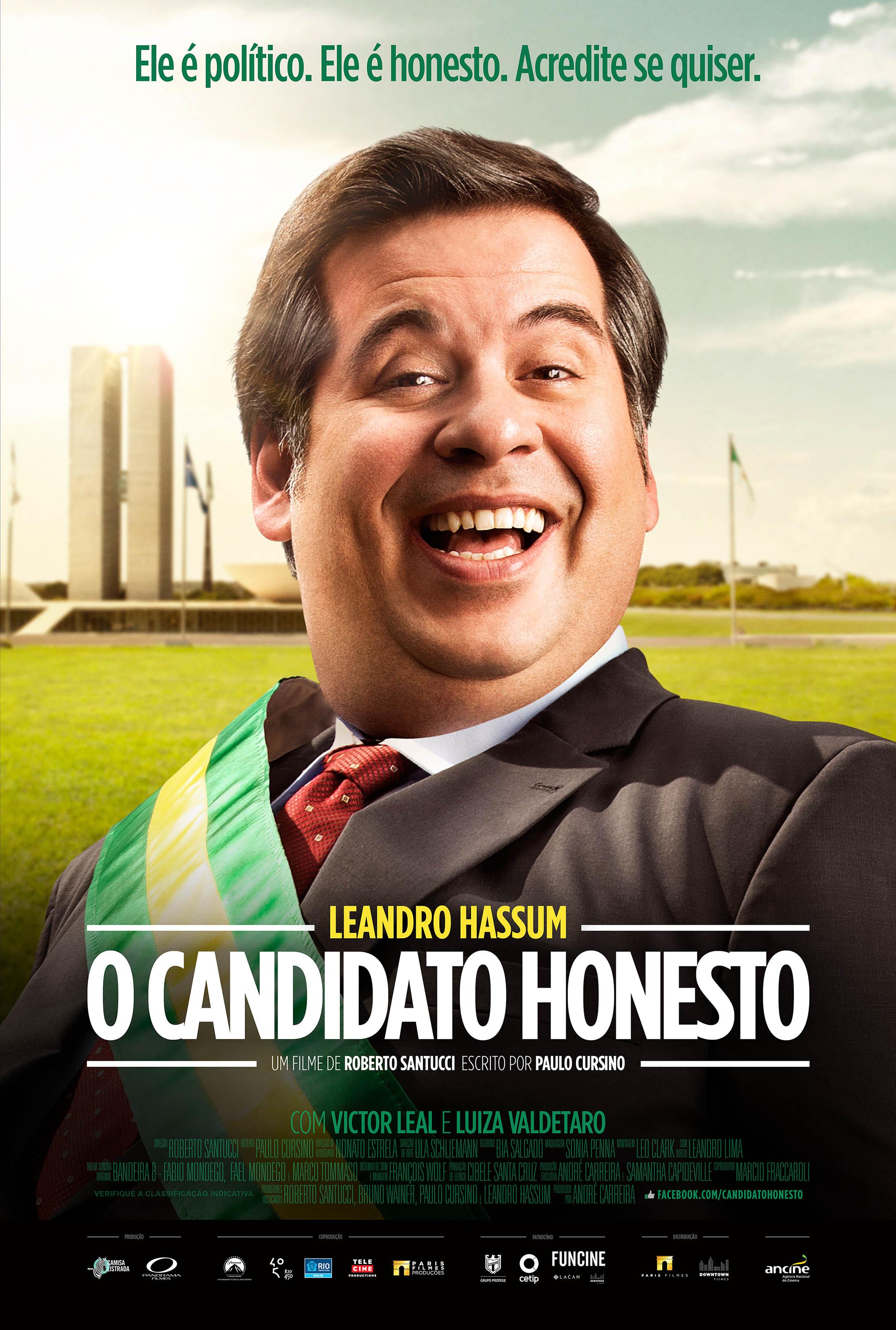 Resultado de imagem para o candidato honesto filme