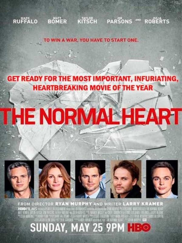 Resultado de imagem para The Normal Heart