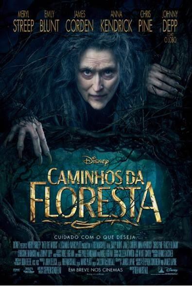 Caminhos Da Floresta Filme 2014 Adorocinema