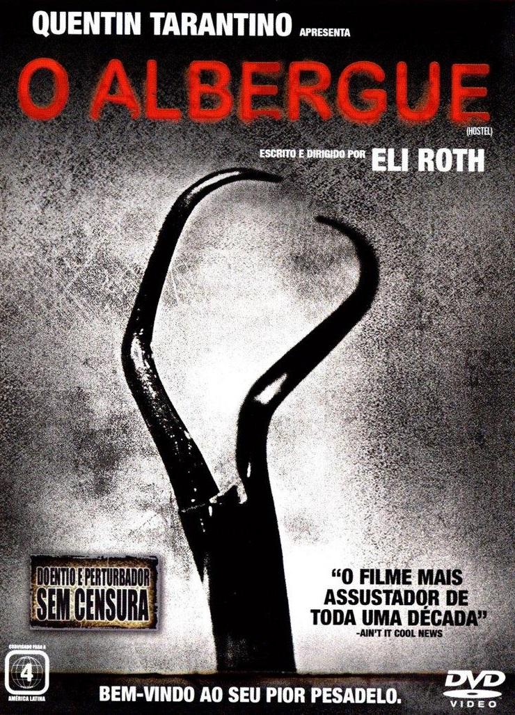 O Albergue Filme 2005 Adorocinema