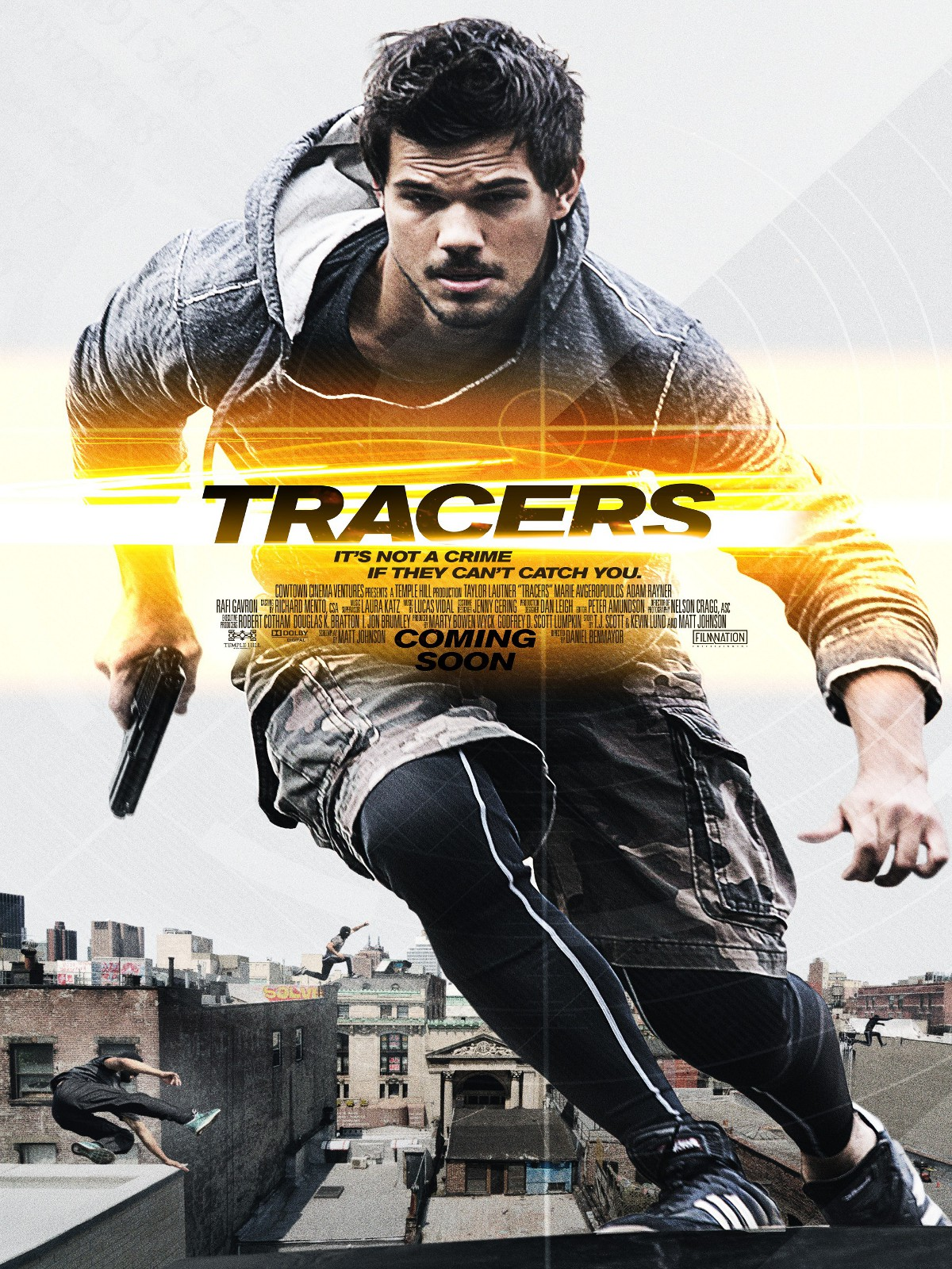 Tracers Torrent Legendado (2015)