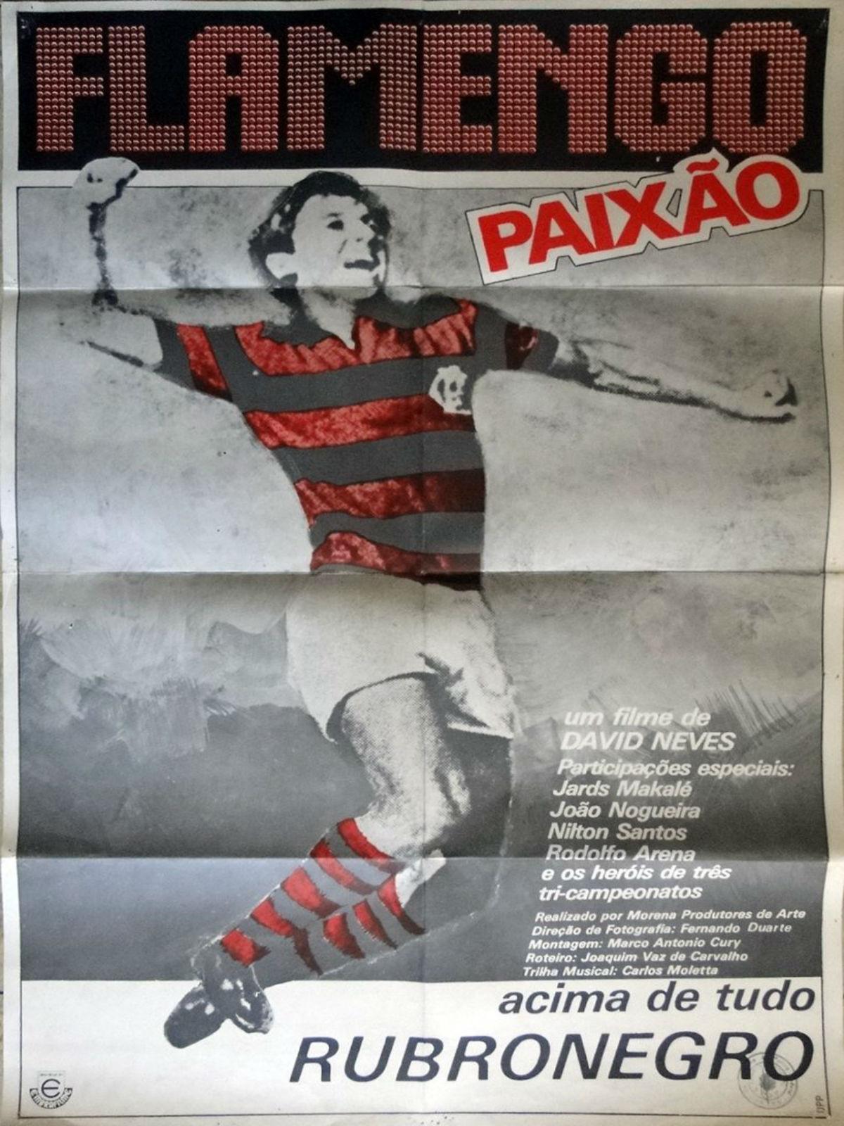 Resultado de imagem para Flamengo Paixão filme