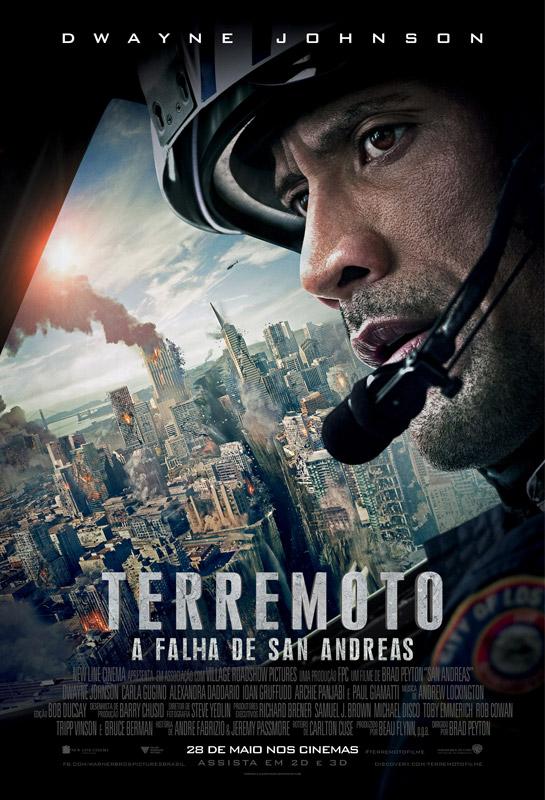 Terremoto - A Falha de San Andreas - Filme 2015 - AdoroCinema