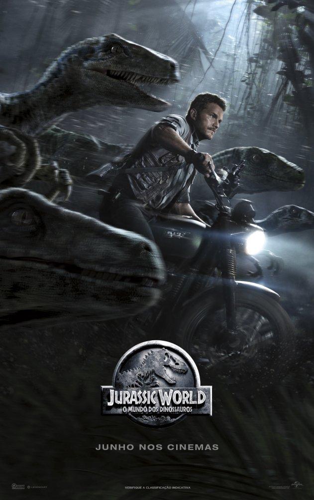 Jurassic World O Mundo Dos Dinossauros Filme 2015 Adorocinema