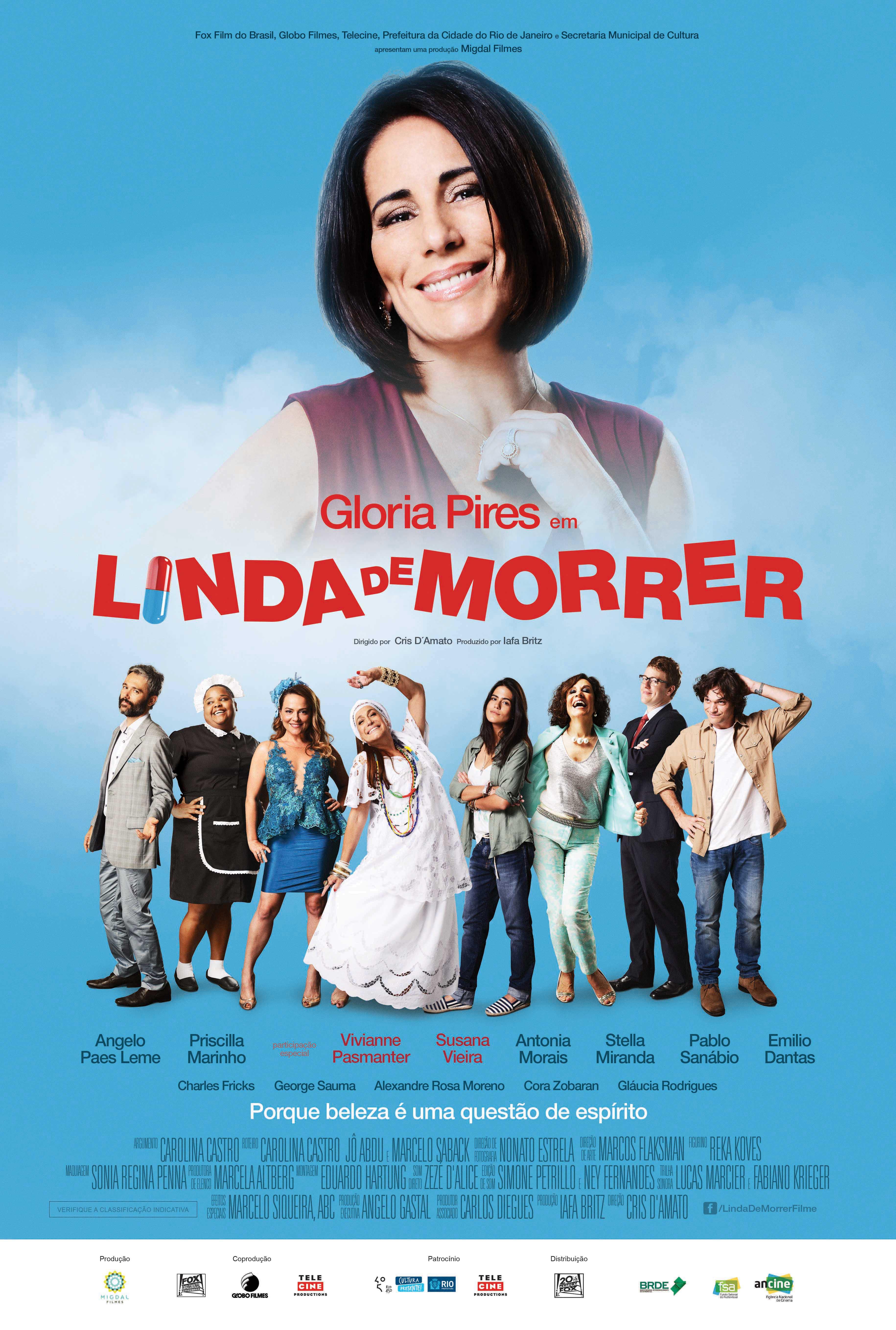 Linda de Morrer - Filme 2015 - AdoroCinema 87b56e2d92a