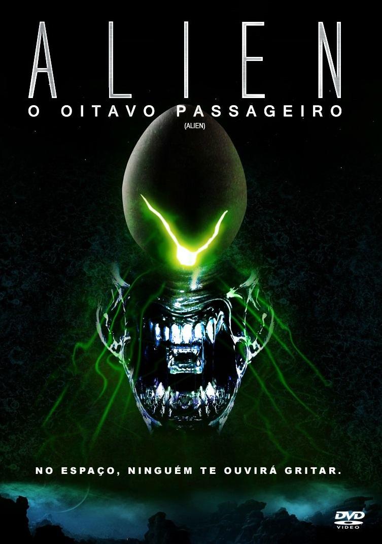 Resultado de imagem para Alien, o Oitavo Passageiro