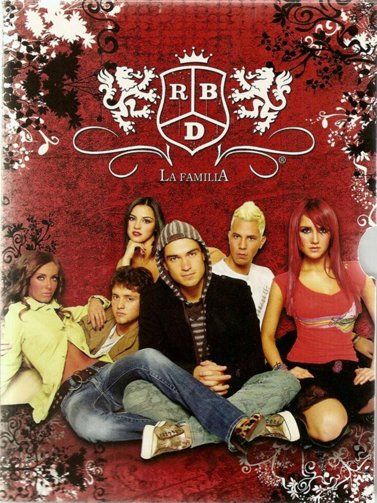 Rbd La Familia Série 2007 Adorocinema