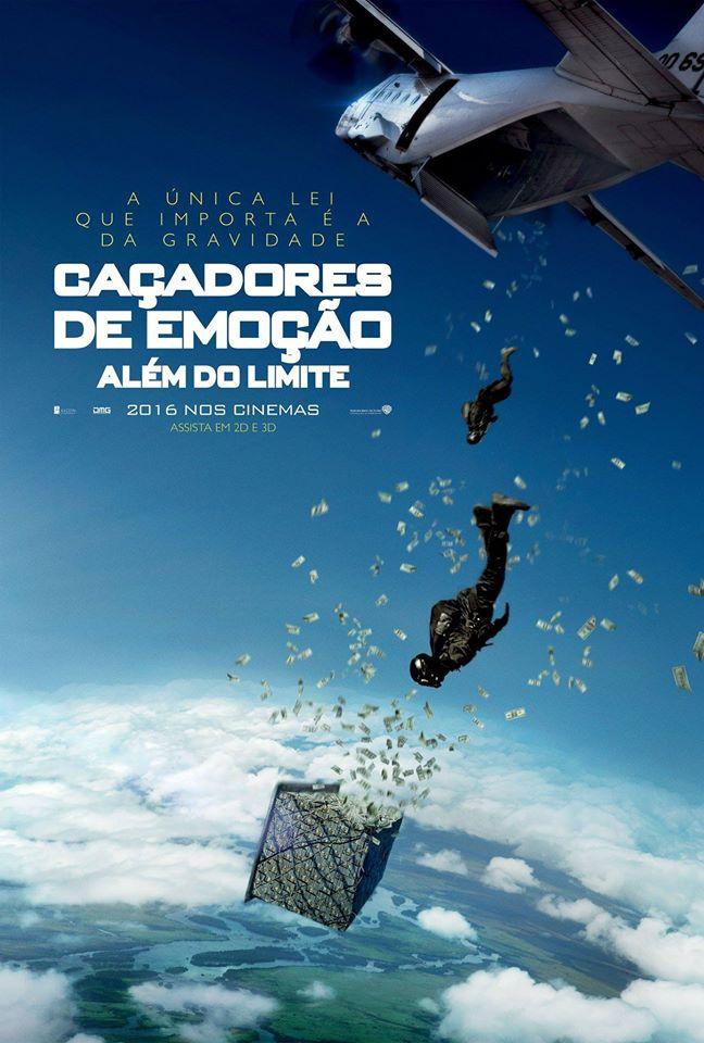 Cacadores De Emocao Alem Do Limite Filme 2015 Adorocinema