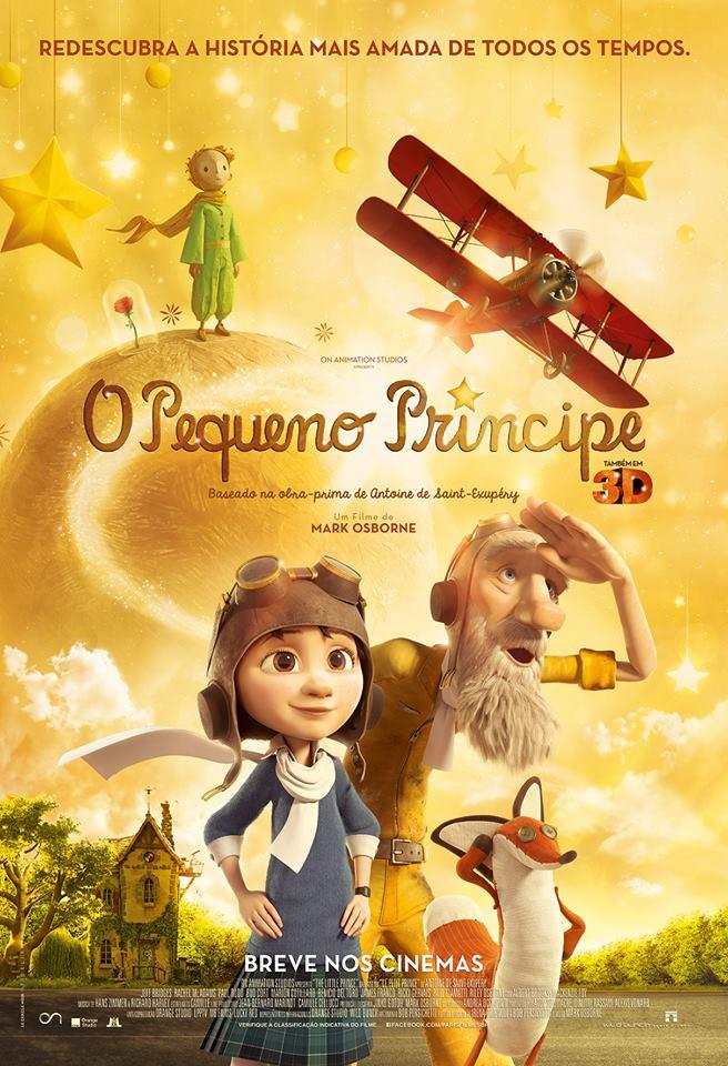 O Pequeno Principe Filme 2015 Adorocinema