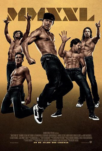 magic mike xxl 11 curiosidades adorocinema. Black Bedroom Furniture Sets. Home Design Ideas