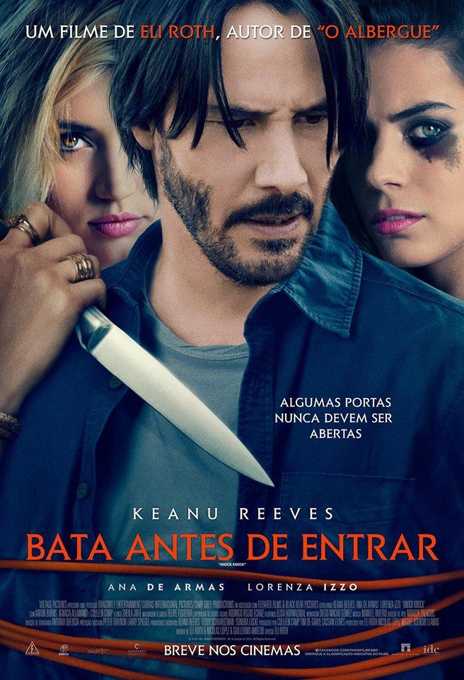 Bata Antes de Entrar - Filme 2015 - AdoroCinema