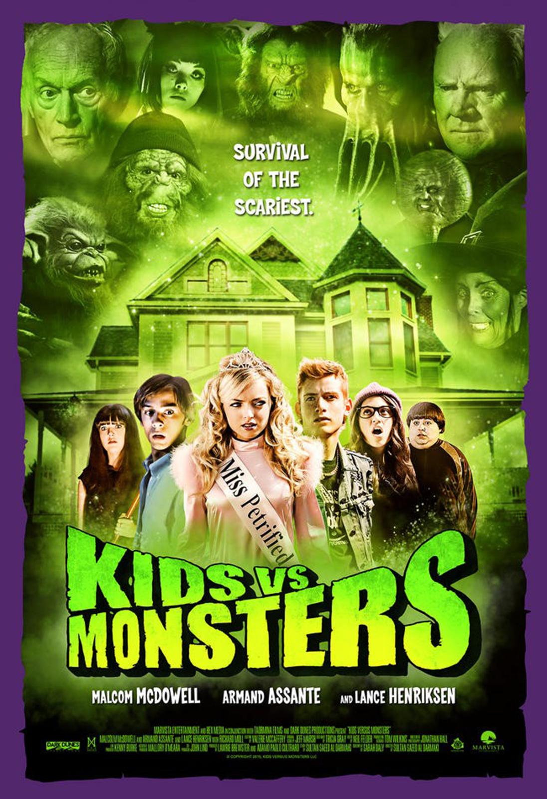 Kids vs Monsters poster - Poster 1 - AdoroCinema: www.adorocinema.com/filmes/filme-240549/fotos/detalhe/?cmediafile...