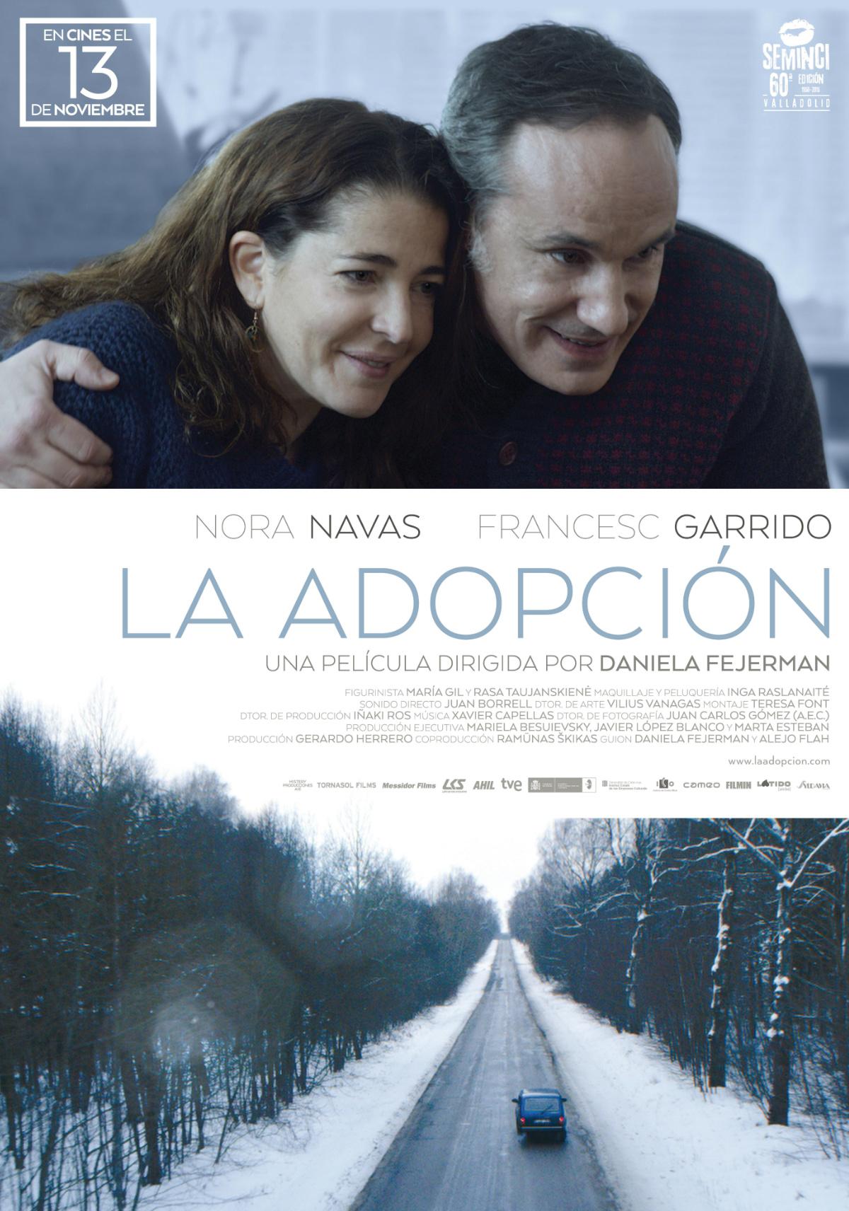 Resultado de imagem para la adopción film
