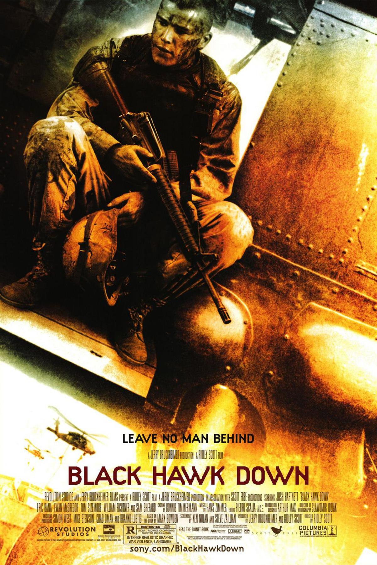 Falcão Negro Em Perigo (2001) BDrip Blu-Ray 1080p Dublado 5.1