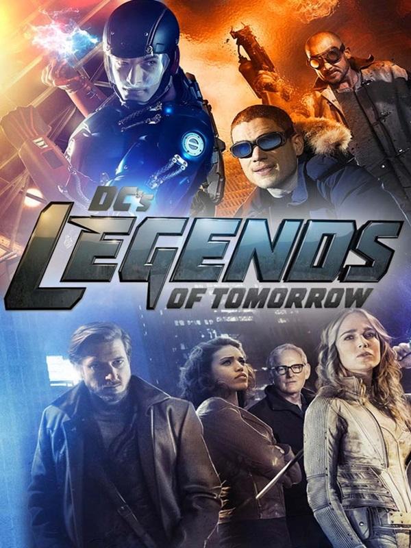 Legends of Tomorrow: elenco da temporada 1 - AdoroCinema