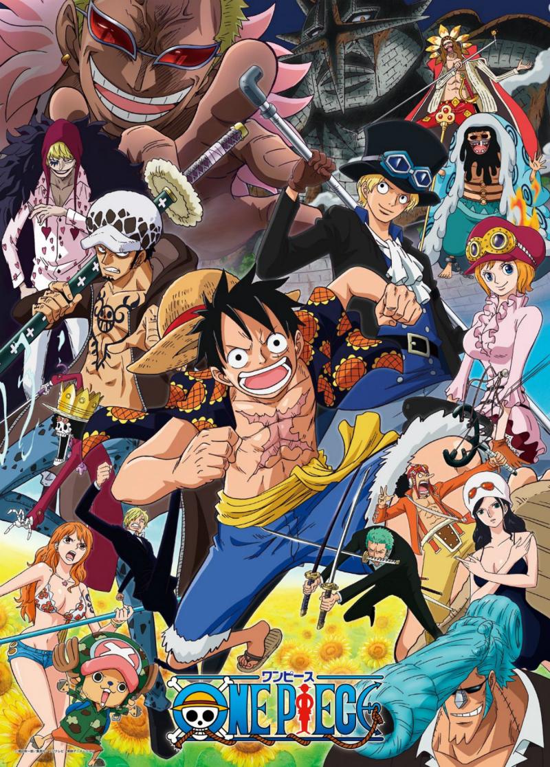 One Piece 1ª Temporada Adorocinema