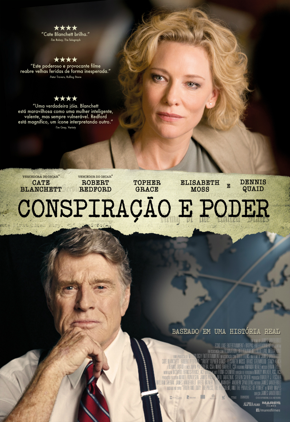 Conspiração e Poder – HD 720p – Dublado (2015)