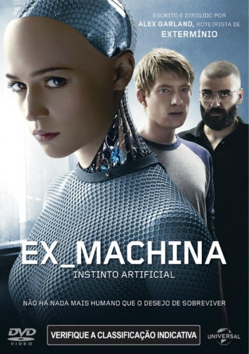 Kinostart Ex Machina