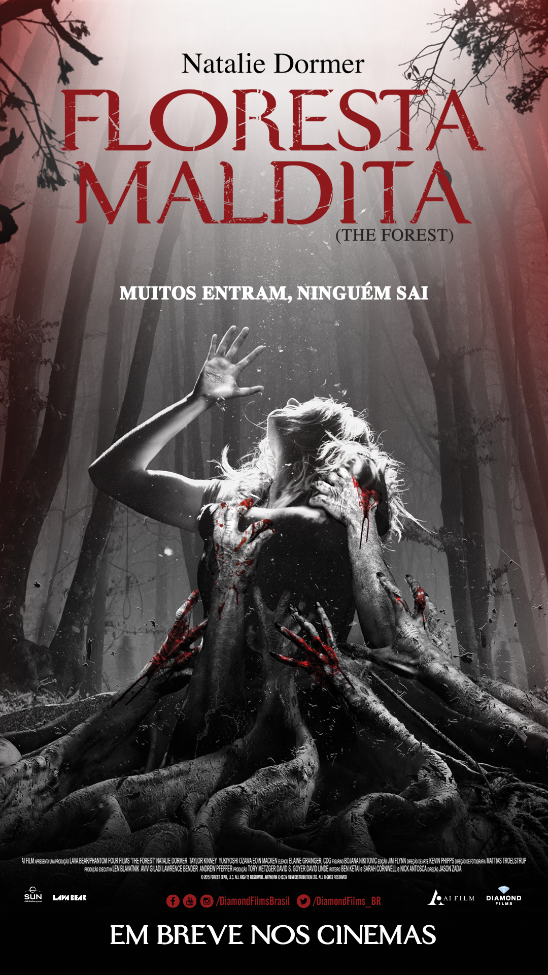 Floresta Do Mal Online regarding floresta maldita - filme 2016 - adorocinema