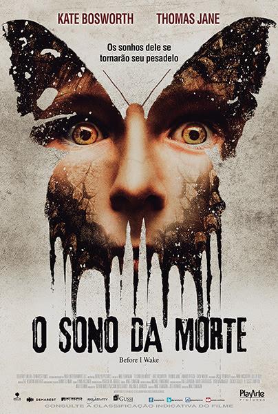 O Sono Da Morte Filme 2016 Adorocinema