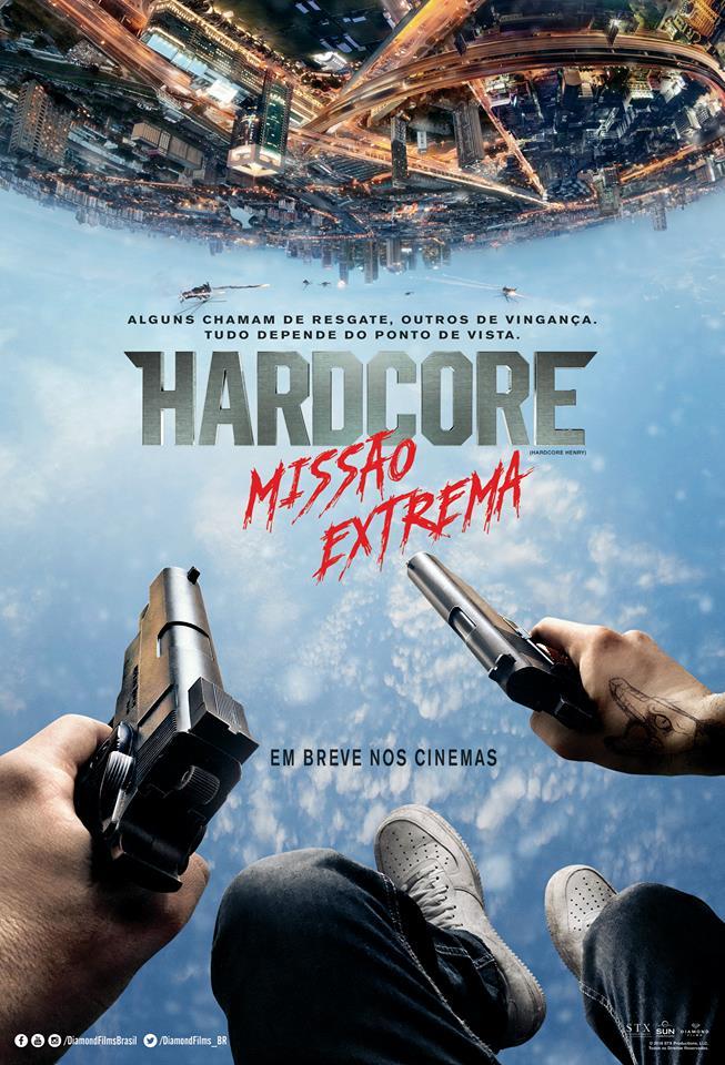 Resultado de imagem para HARDCORE - MISSÃO EXTREMA