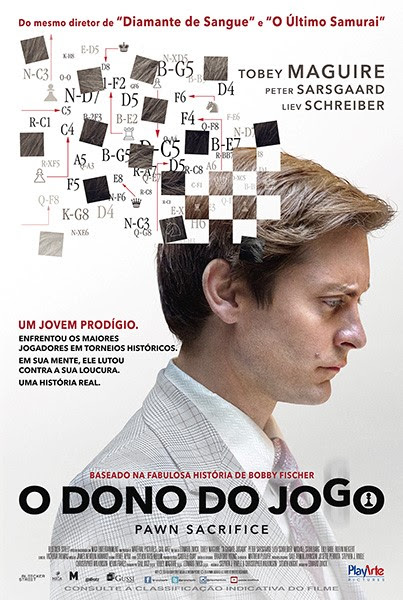 O Dono do Jogo (2016) Blu-Ray 720p / 1080p 5.1 CH Dublado