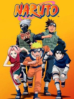 Naruto Clássico – Todas as Temporadas – Dublado