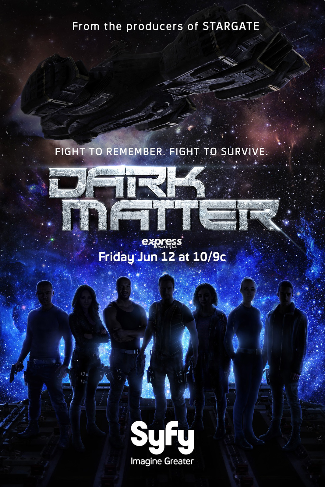 Dark Matter – Todas as Temporadas – Dublado / Legendado EM HD