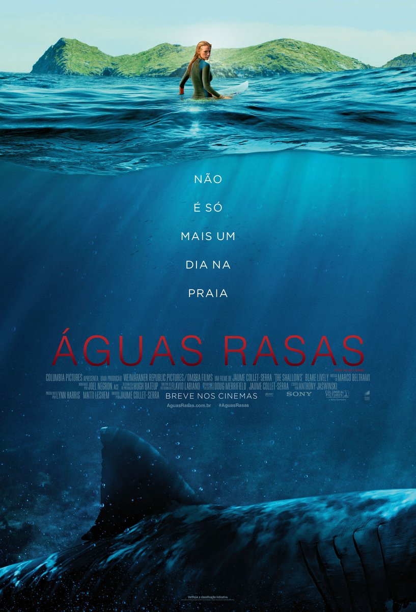 Aguas Rasas Filme 2016 Adorocinema