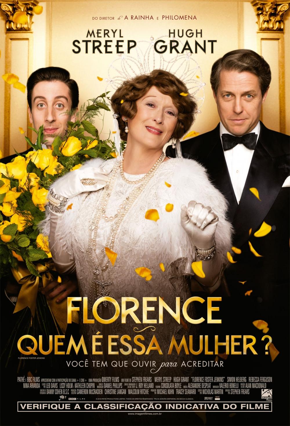 Florence Quem E Essa Mulher Filme Online Adorocinema
