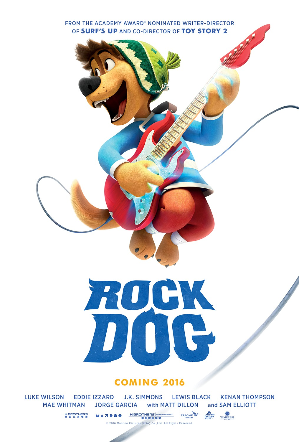 Rock Dog No Faro do Sucesso – Filme Online Dublado