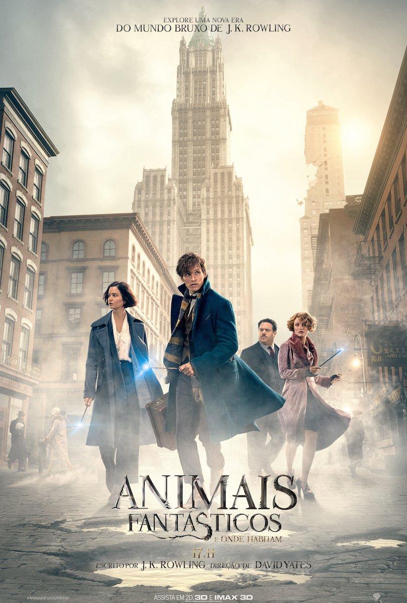 Críticas Do Filme Animais Fantásticos E Onde Habitam Adorocinema