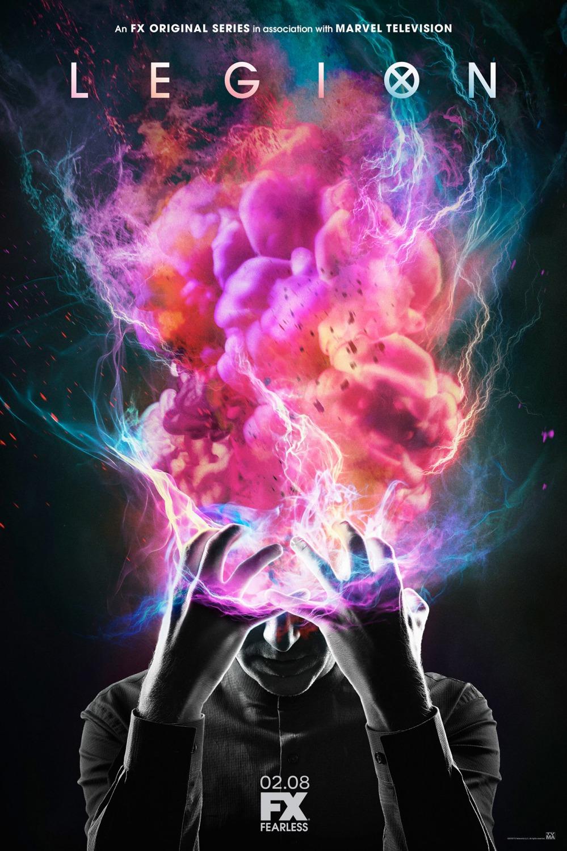 Resultado de imagem para legion 2 temporada cartaz