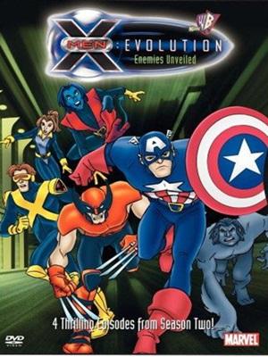 X Men Evolution Temporada 2 Adorocinema