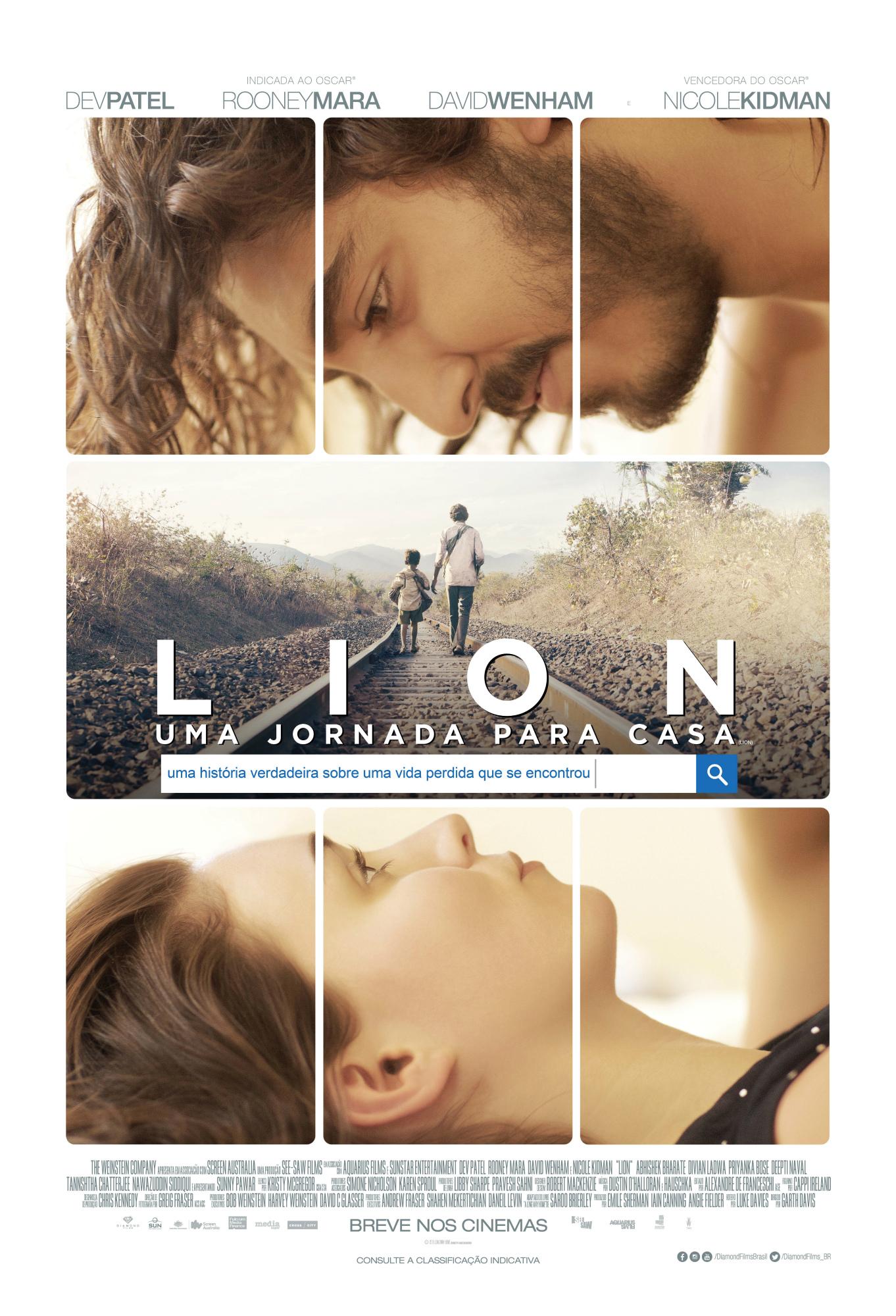 Lion Uma Jornada Para Casa Filme 2016 Adorocinema