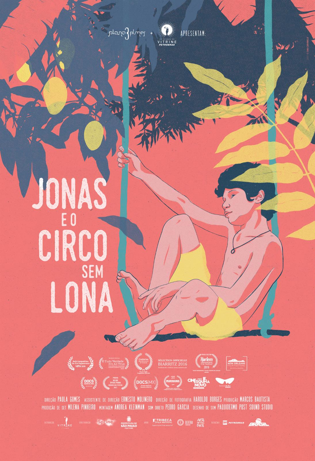 Resultado de imagem para Jonas e o circo sem lona