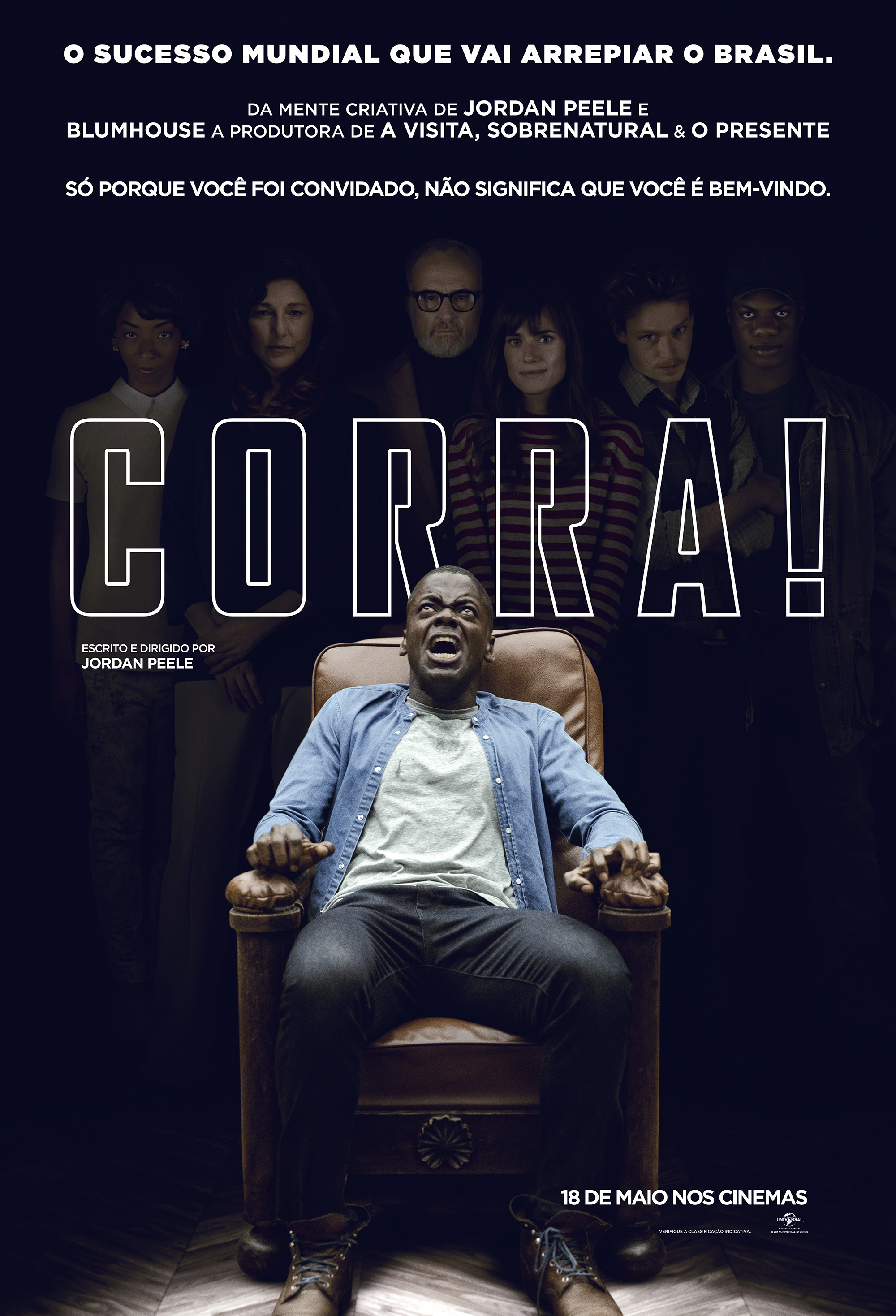 Corra! - Poster