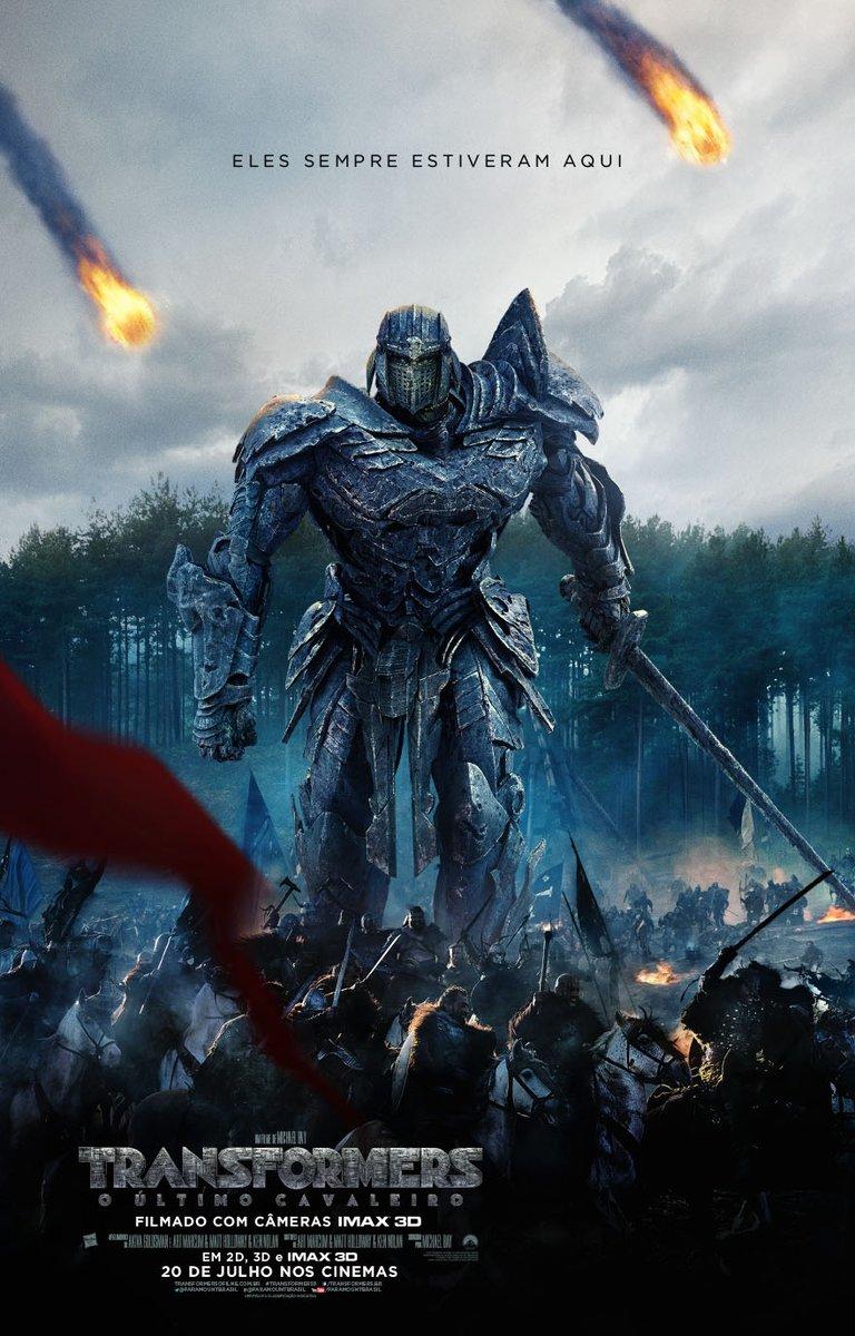 Transformers 5 O Ultimo Cavaleiro Adorocinema