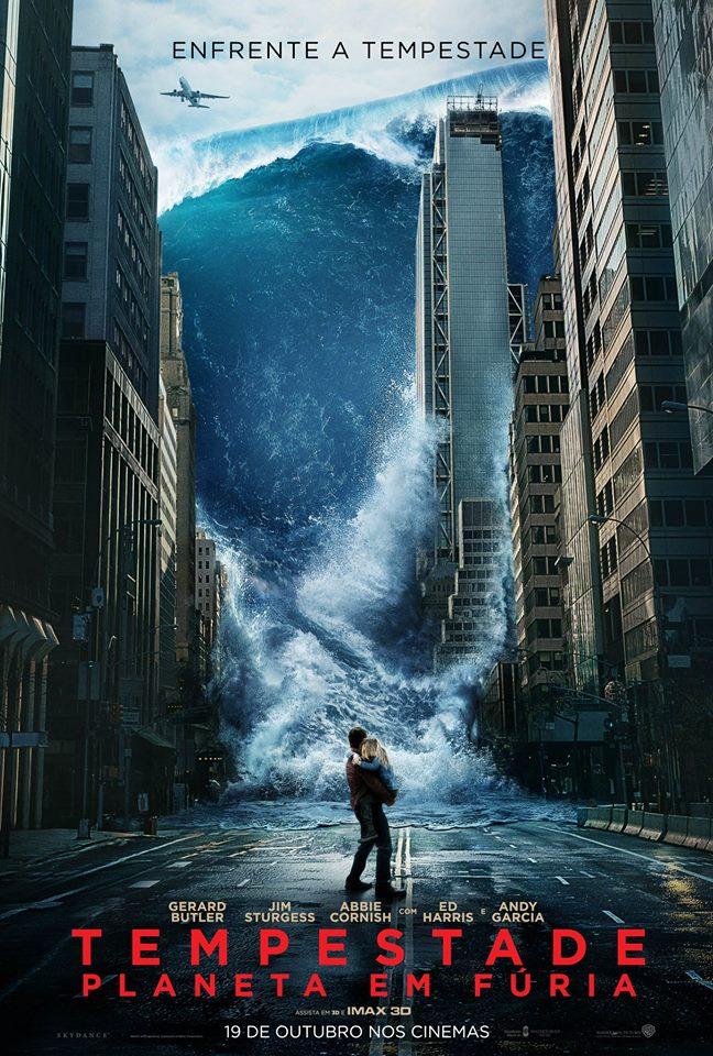 Baixar Tempestade: Planeta em Fúria Torrent