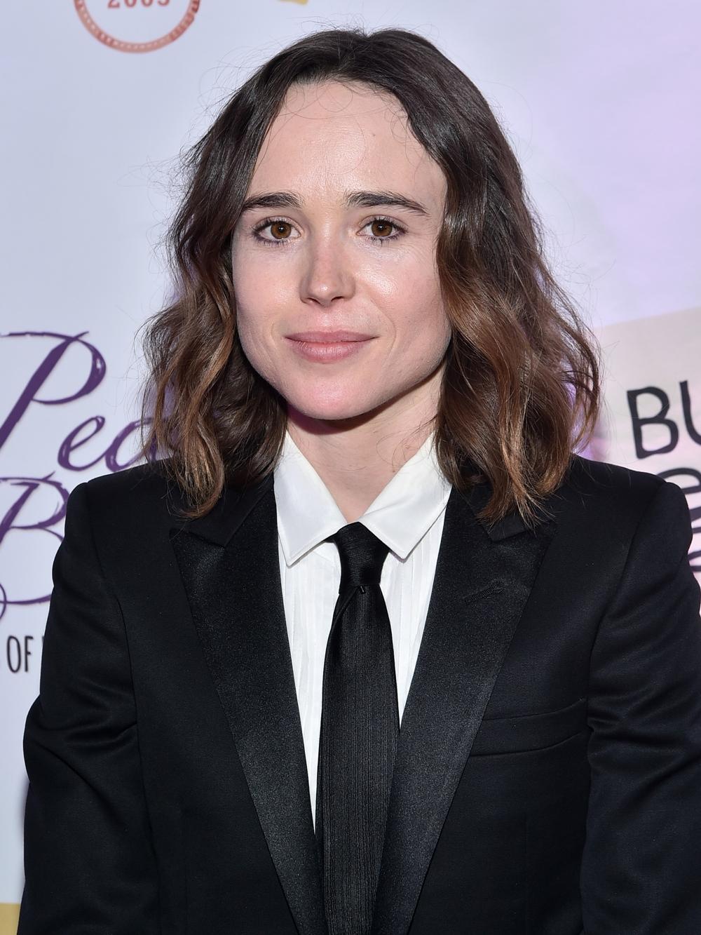 Ellen Page - AdoroCinema эллен пейдж