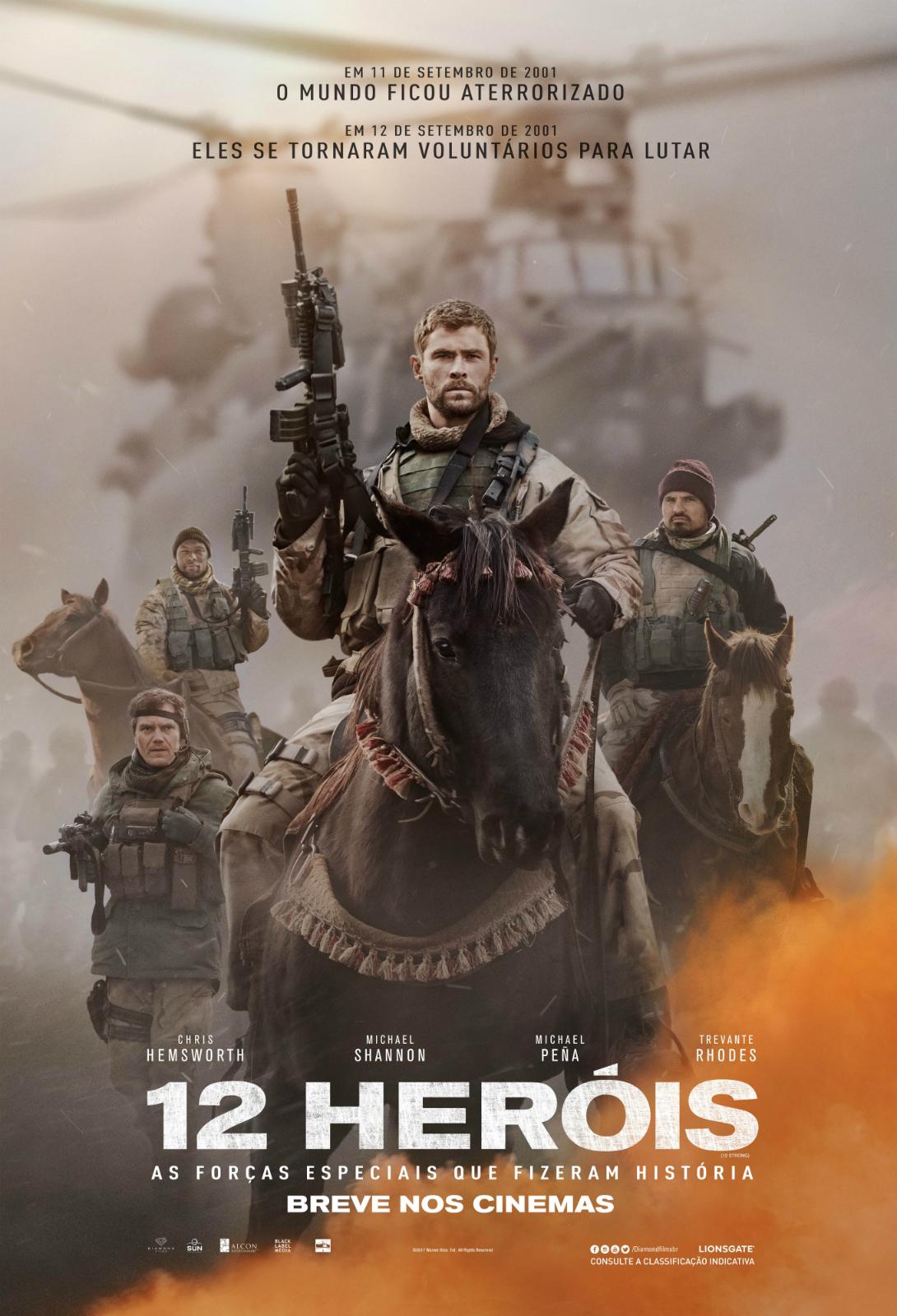 Filme Resgate De Uma Vida pertaining to 12 heróis - filme 2018 - adorocinema
