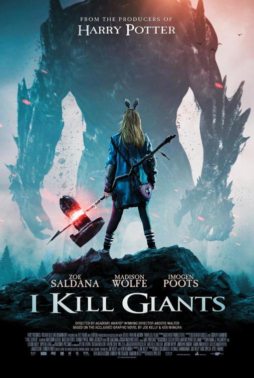9787111c380 I Kill Giants - Filme 2017 - AdoroCinema