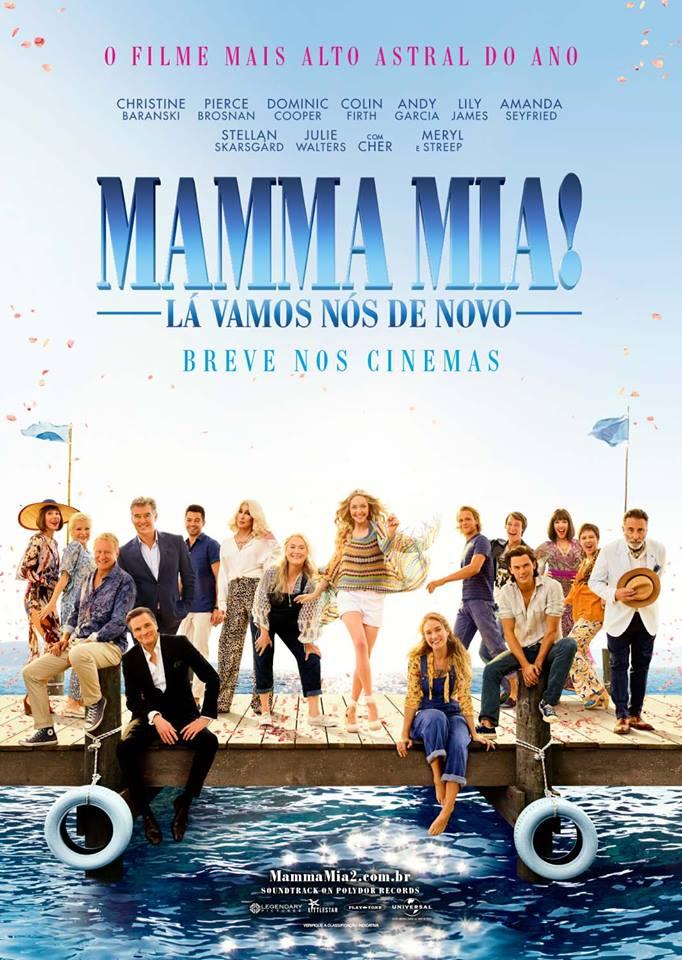 Mamma Mia 2 - Filme 2018 - AdoroCinema