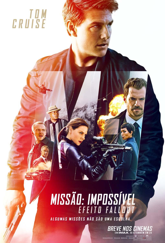 Missao Impossivel Efeito Fallout Filme 2018 Adorocinema