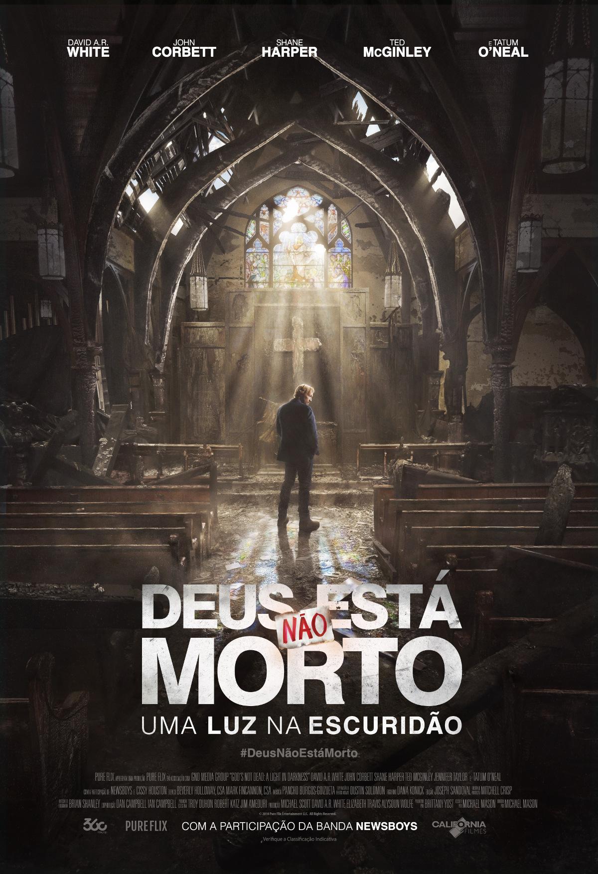 Deus Não Está Morto Uma Luz Na Escuridão Filme 2018 Adorocinema