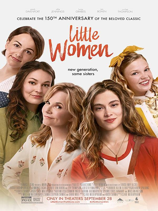 Little Women - Filme 2018 - AdoroCinema