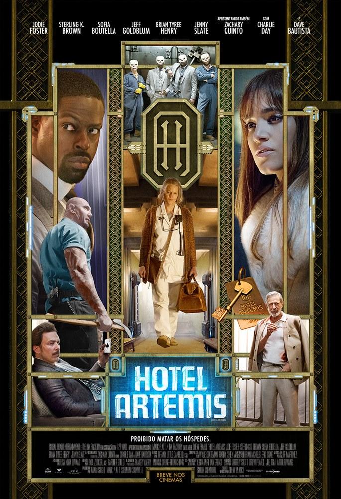 Hotel Artemis Kinostart